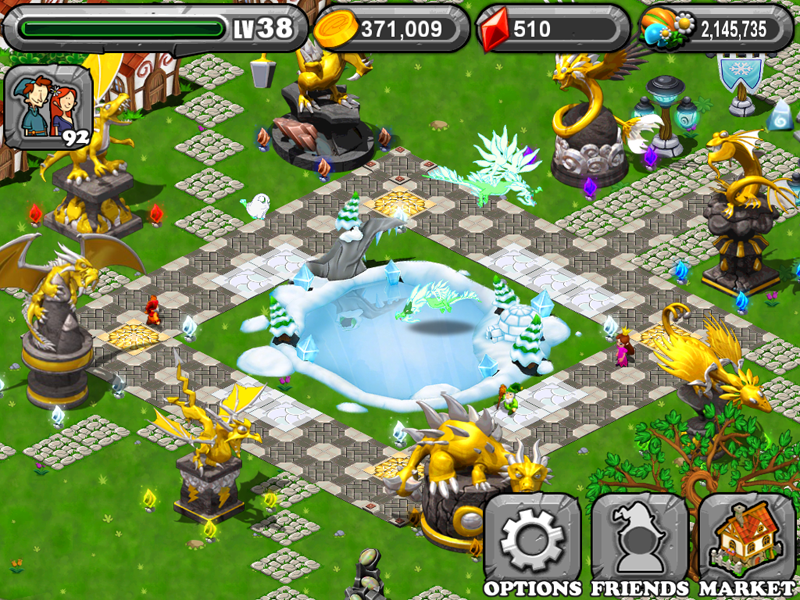 how to add friends on dragonvale 2017
